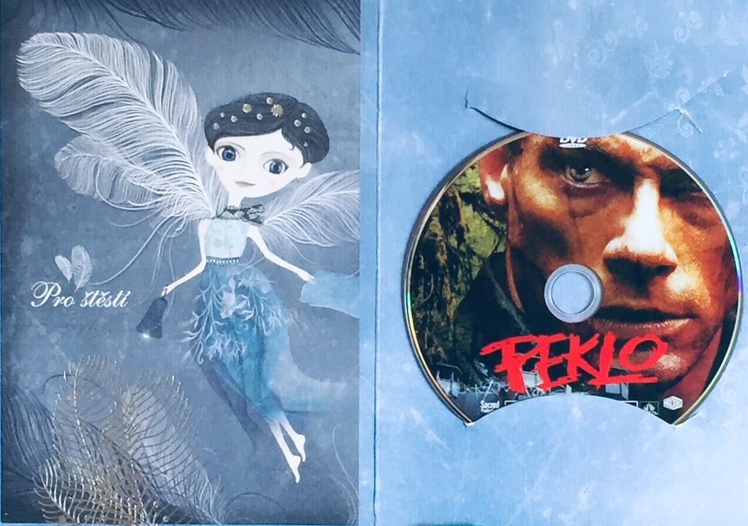 Peklo - DVD /dárkový obal/