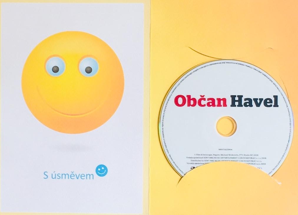 Občan Havel - DVD /dárkový obal/