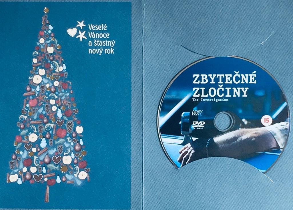 Zbytečné zločiny - DVD /dárkový obal/