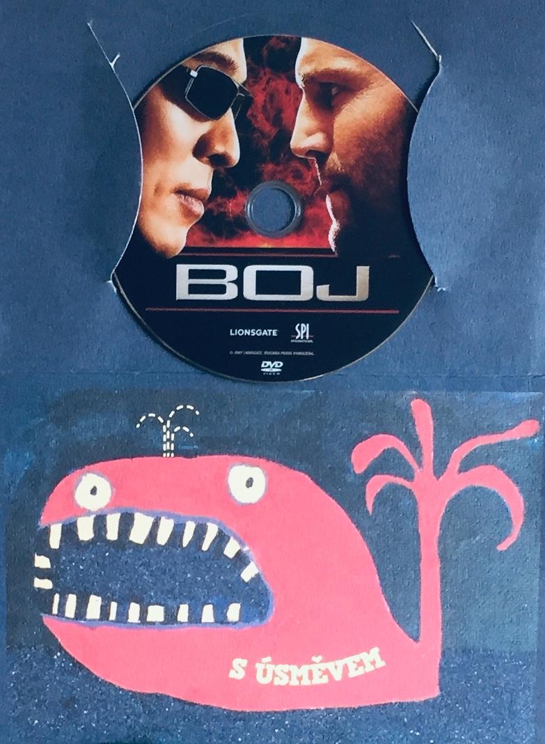 Boj - DVD /dárkový obal/