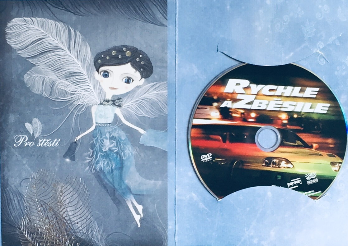 Rychle a zběsile - DVD /dárkový obal/