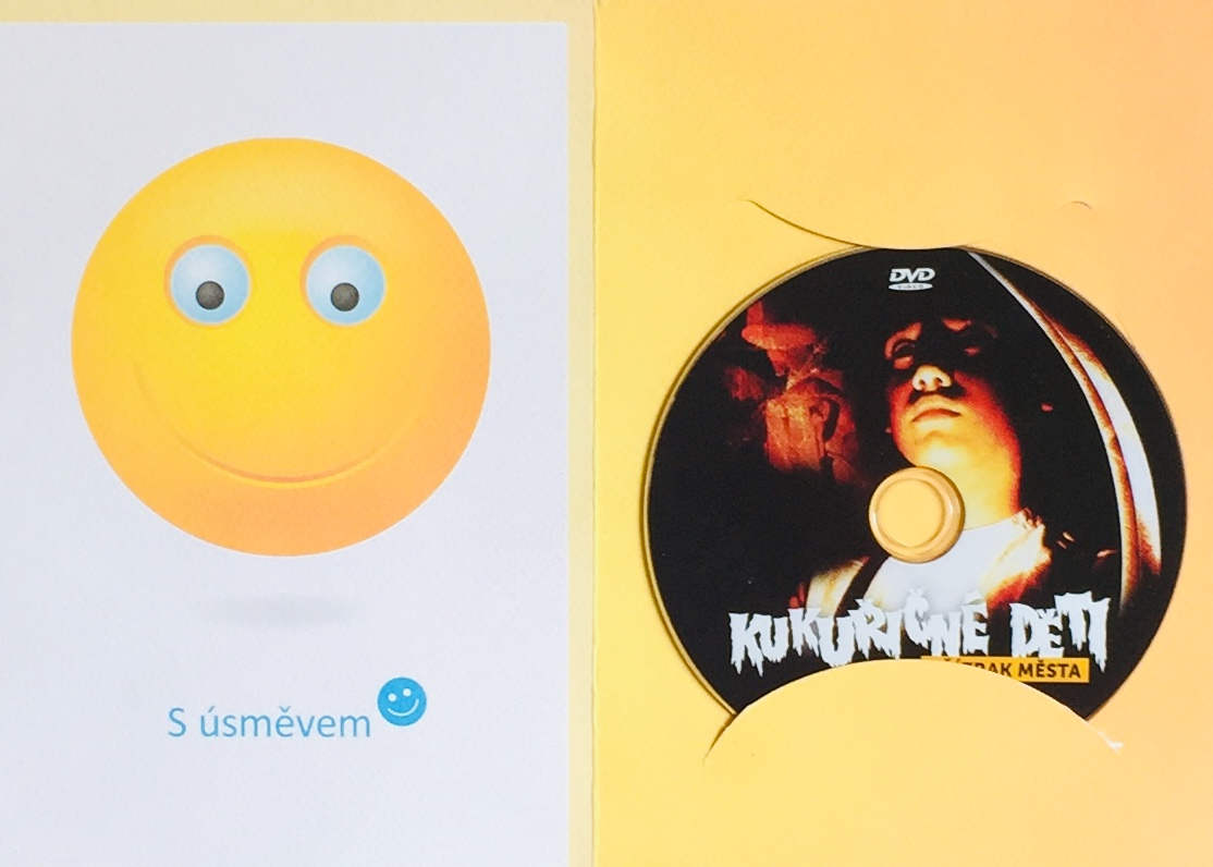 Kukuřičné děti - Přízrak města - DVD /dárkový obal/