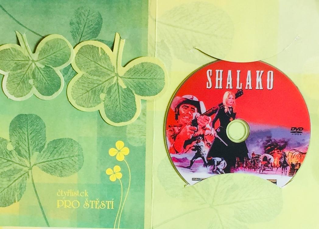 Shalako - DVD /dárkový obal/
