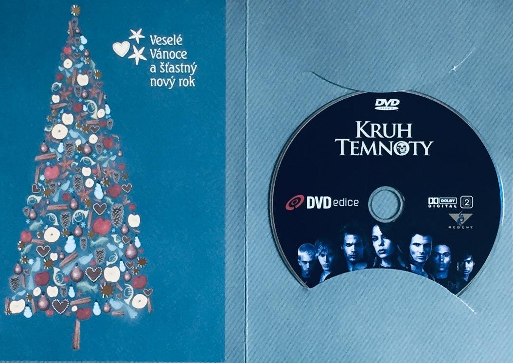 Kruh temnoty - DVD /dárkový obal/
