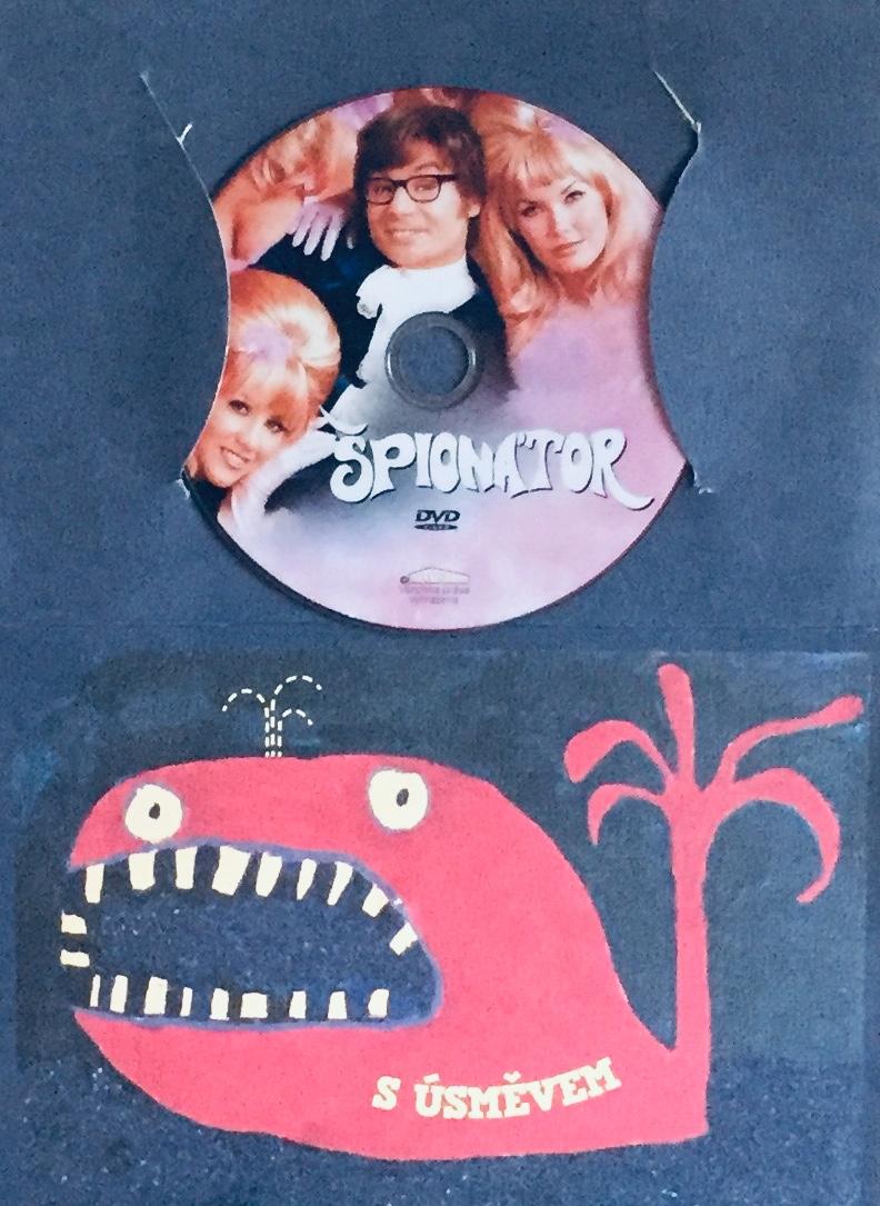 Austin Powers - Špionátor - DVD /dárkový obal/