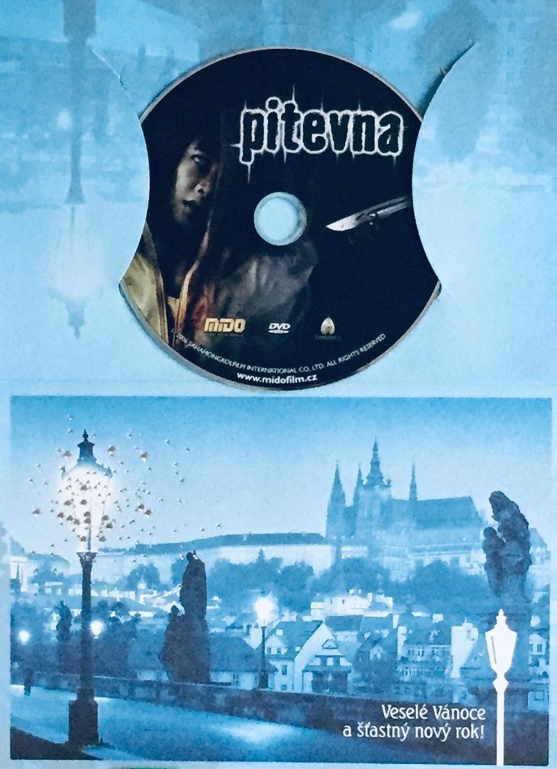 Pitevna - DVD /dárkový obal/