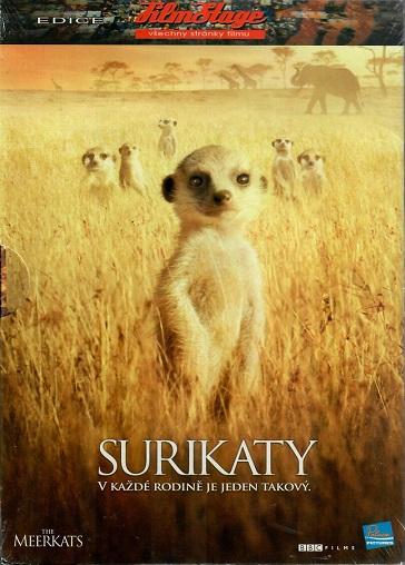 Surikaty ( digipack ) - DVD