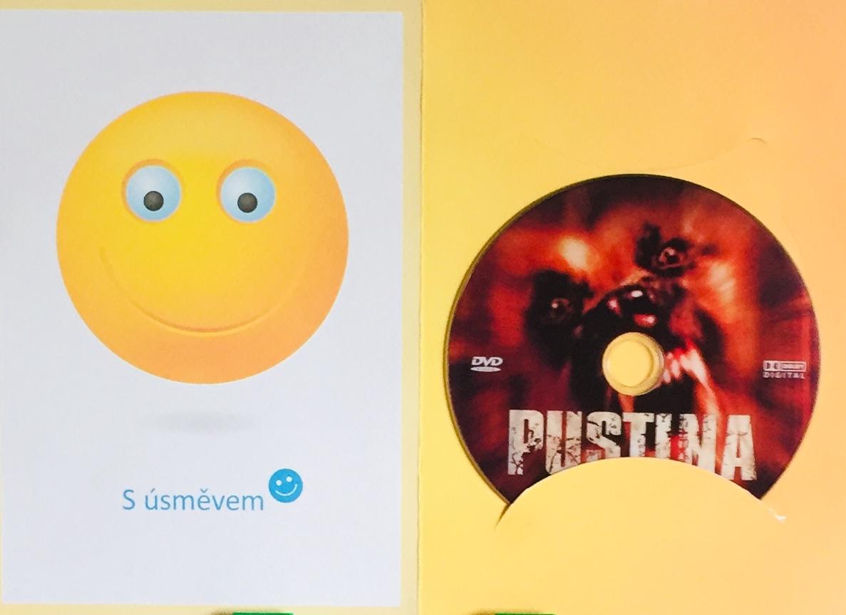 Pustina - DVD /dárkový obal/