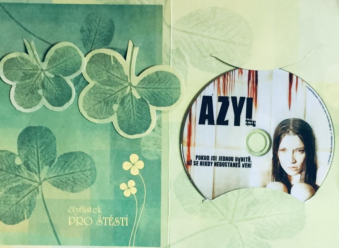 Azyl - DVD /dárkový obal/