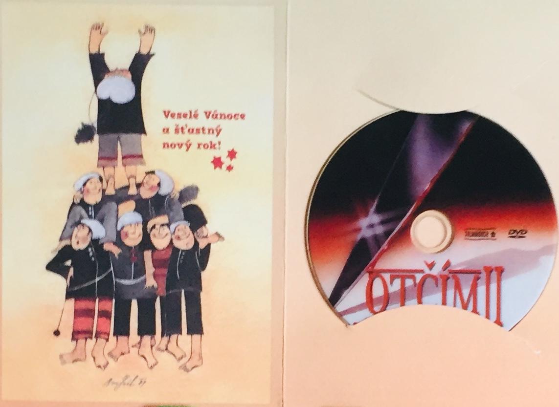 Otčím II - DVD /dárkový obal/