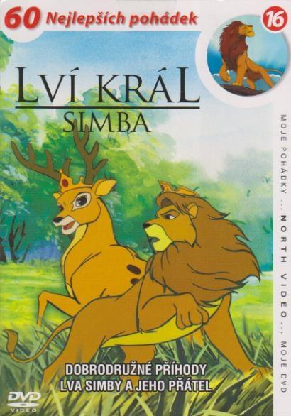 Lví král Simba - disk 16 - DVD