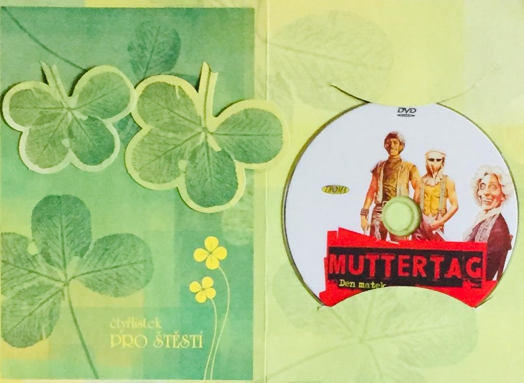Muttertag / Den Matek - DVD /dárkový obal/