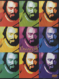 Pavarotti - The Best Is Yet To Come - DVD /plast/