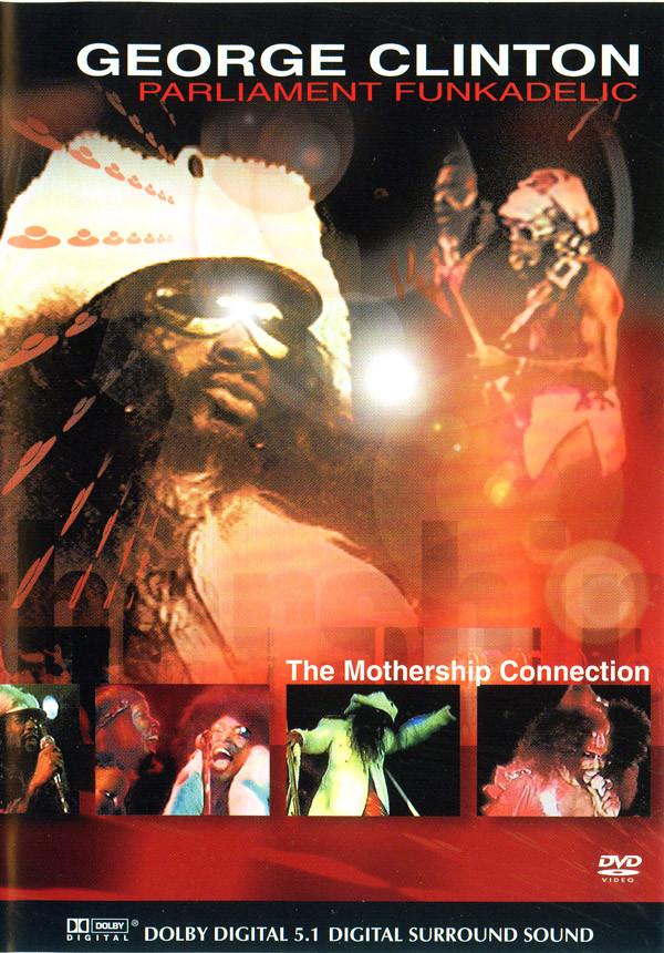 George Clinton - Parliament Funkadelic - DVD /plast/