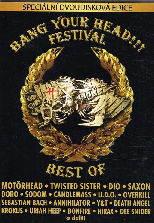 Bang Your Head!!! Festival - Speciální dvoudisková edice - 2xDVD /plast/