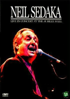 Neil Sedaka - Live in Concert at the Jubilee Hall - DVD /plast/