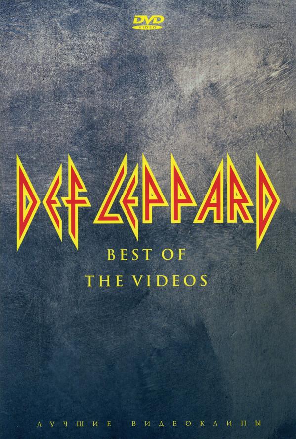 Def Leppard - Best of the Videos - DVD /plast/