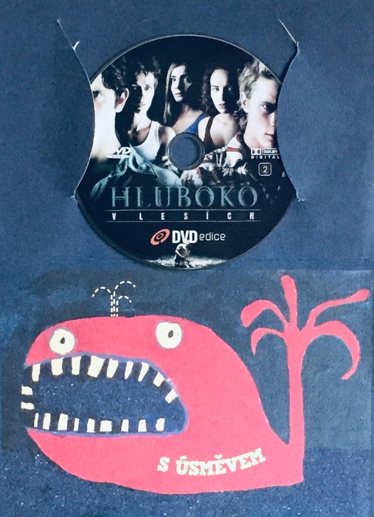 Hluboko v lesích - DVD /dárkový obal/