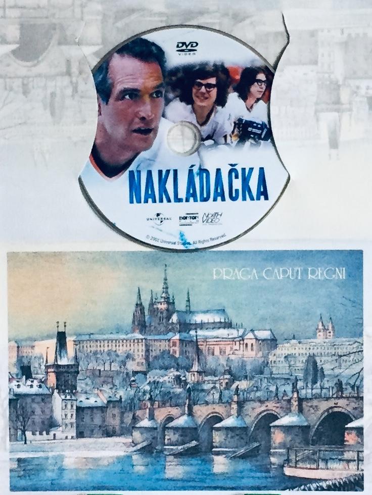 Nakládačka - DVD /dárkový obal/