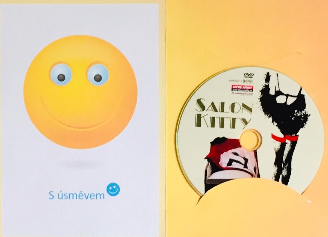 Salon Kitty - DVD /dárkový obal/