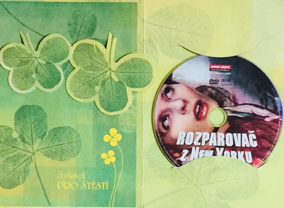 Rozparovač z New Yorku - DVD /dárkový obal/
