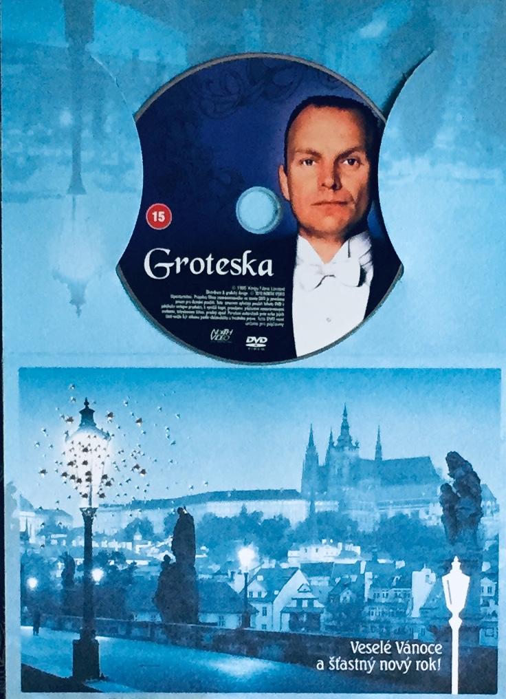 Groteska - DVD /dárkový obal/