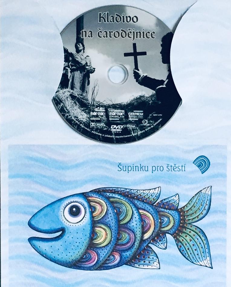 Kladivo na čarodějnice - DVD /dárkový obal/