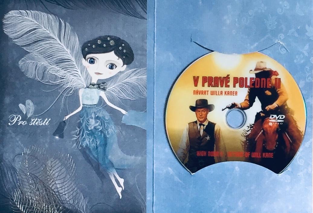 V pravé poledne II - DVD /dárkový obal/