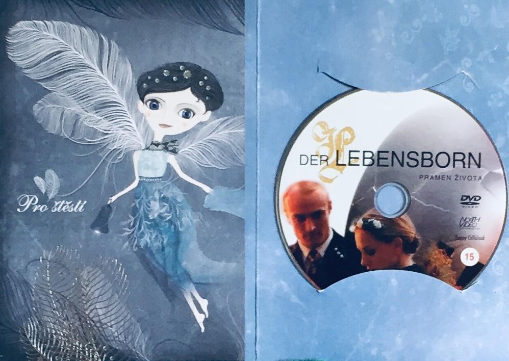 Der Lebensborn / Pramen života - DVD /dárkový obal/