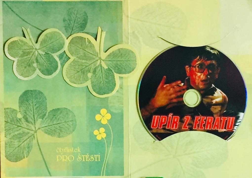 Upír z Feratu - DVD /dárkový obal/