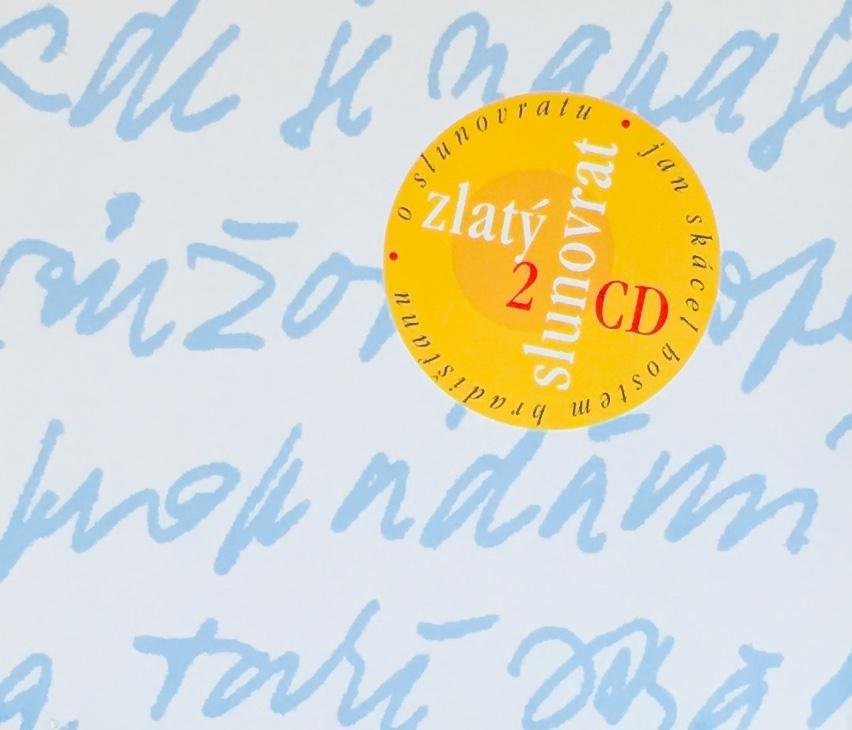 Hradišťan - Zlatý slunovrat - 2xCD /plast v šubru/
