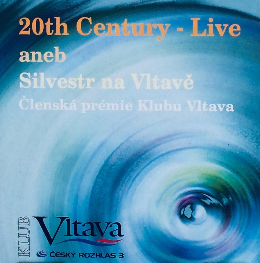 20th Century Live aneb Silvestr na Vltavě - CD /pošetka malá/