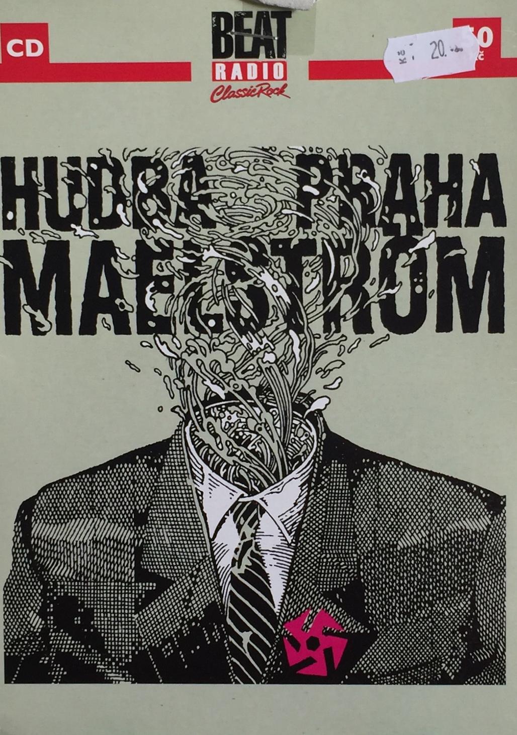 Hudba Praha - Maelstrom - CD /pošetka/