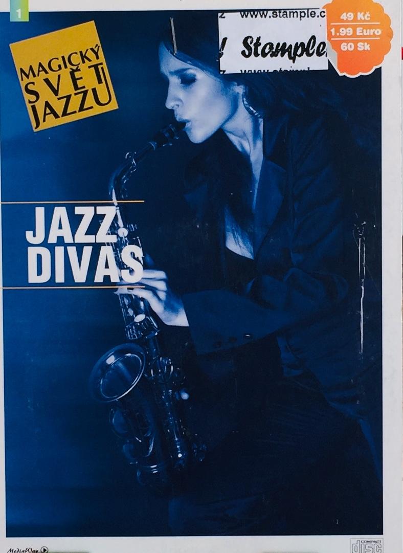 Magický svět jazzu - Jazz Divas - CD /pošetka/