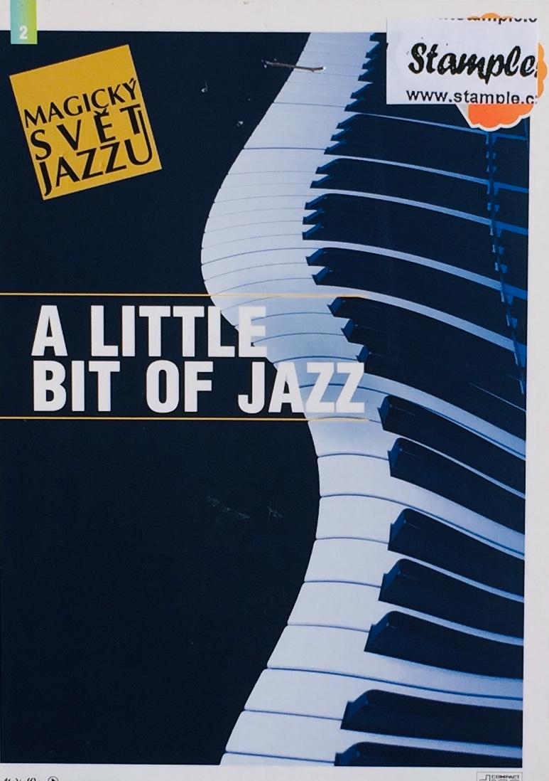 Magický svět jazzu - A Little bit of Jazz - CD /pošetka/