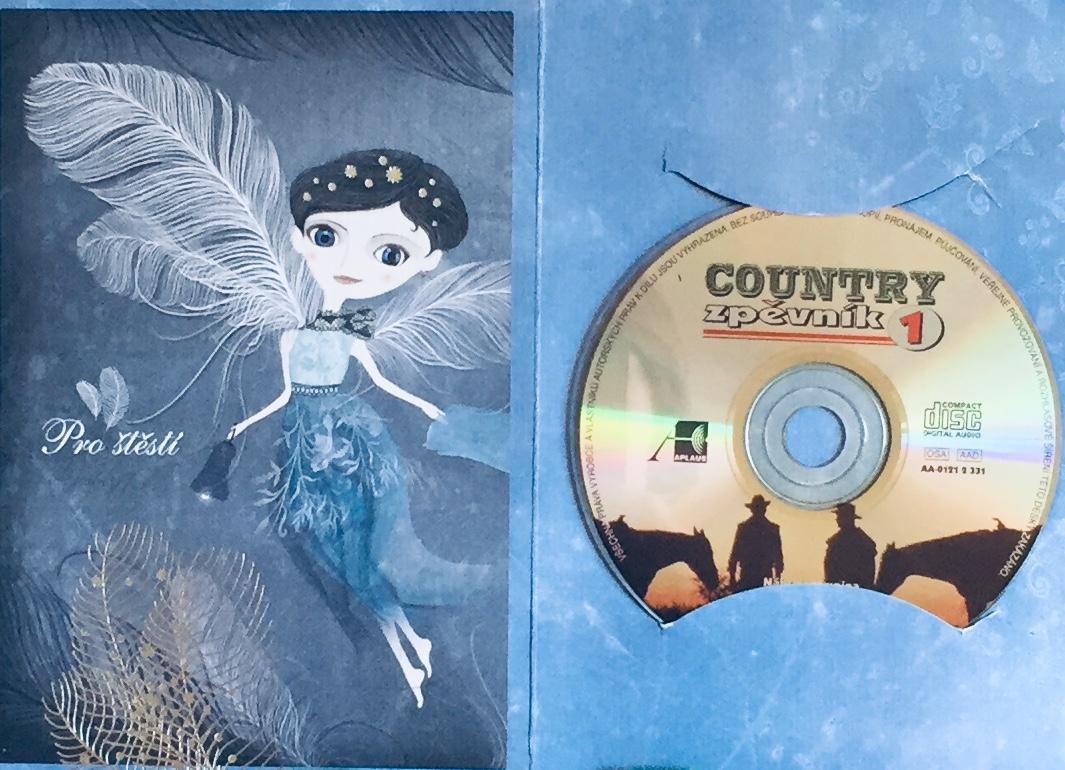 Country zpěvník 1 - CD /dárkový obal/