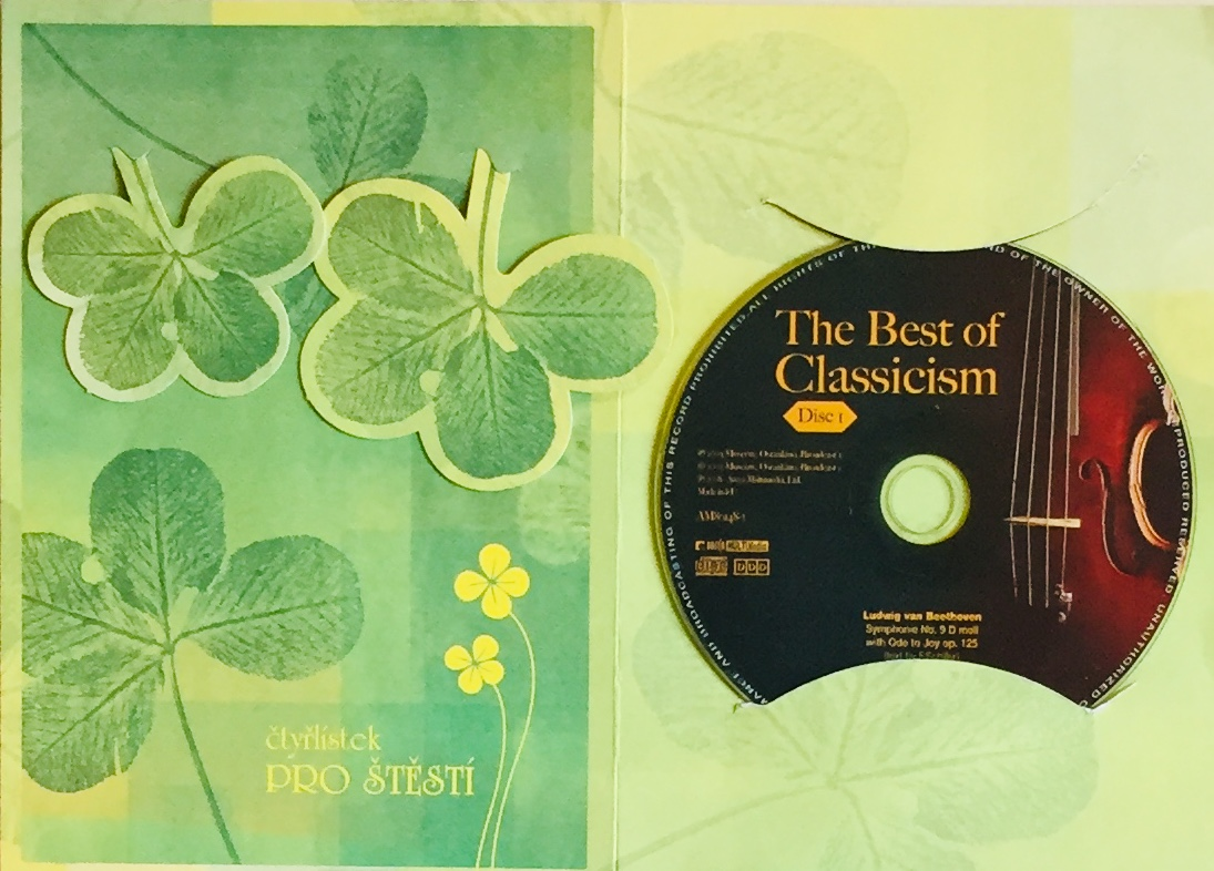 The Best of Classicism 1 - CD /dárkový obal/