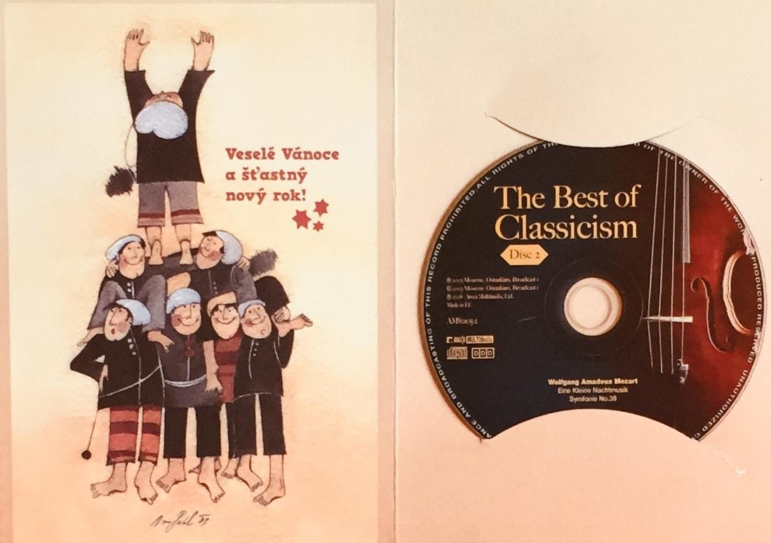 The Best of Classicism 2 - CD /dárkový obal/