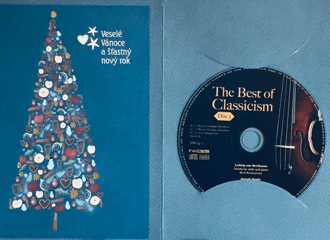 The Best of Classicism 3 - CD /dárkový obal/