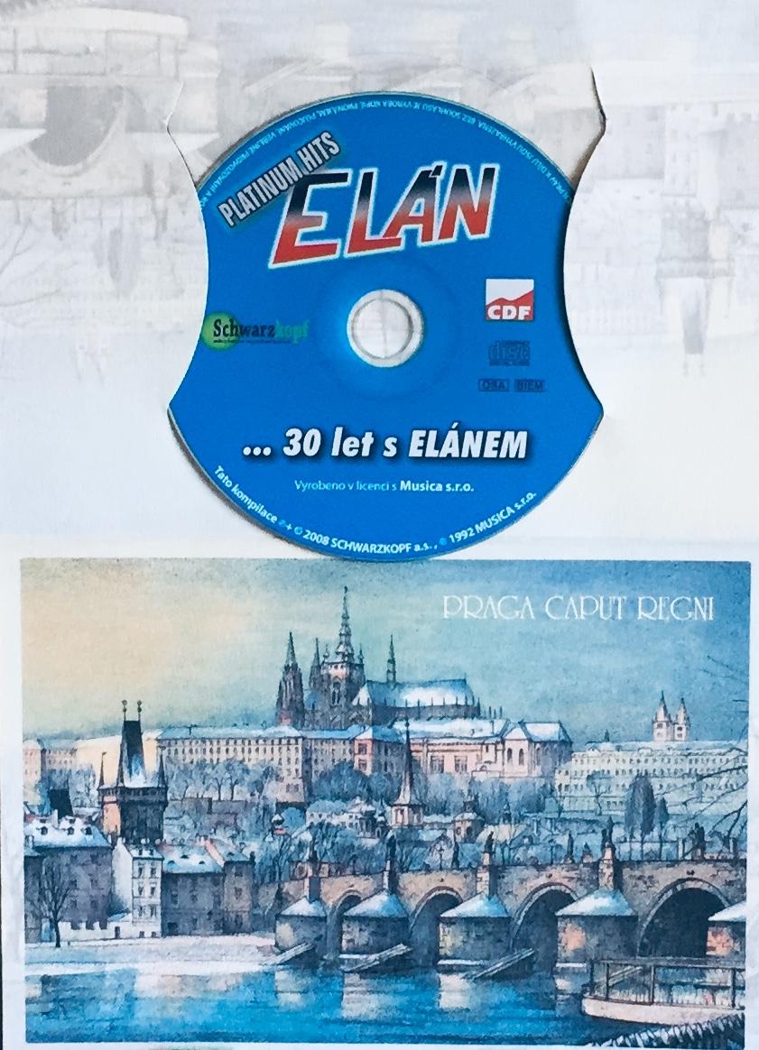 Elán - Platinum Hits - …30 let s Elánem - CD /dárkový obal/
