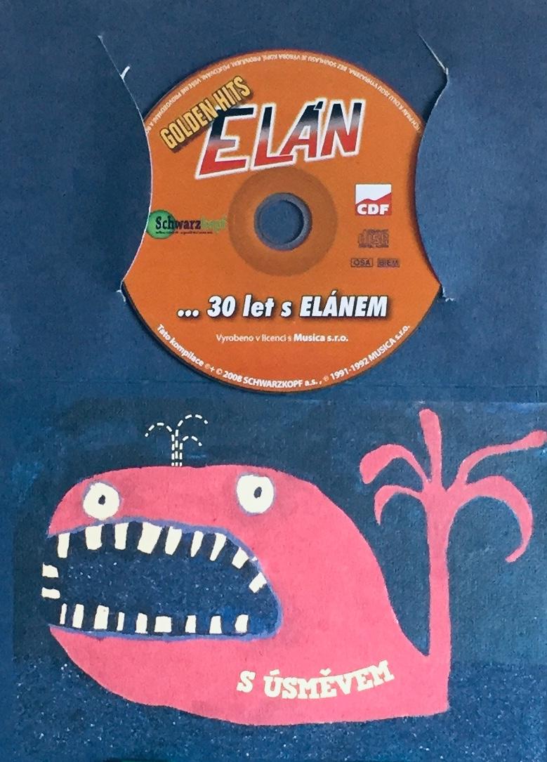 Elán - Golden Hits - ...30 let s Elánem - CD /dárkový obal/