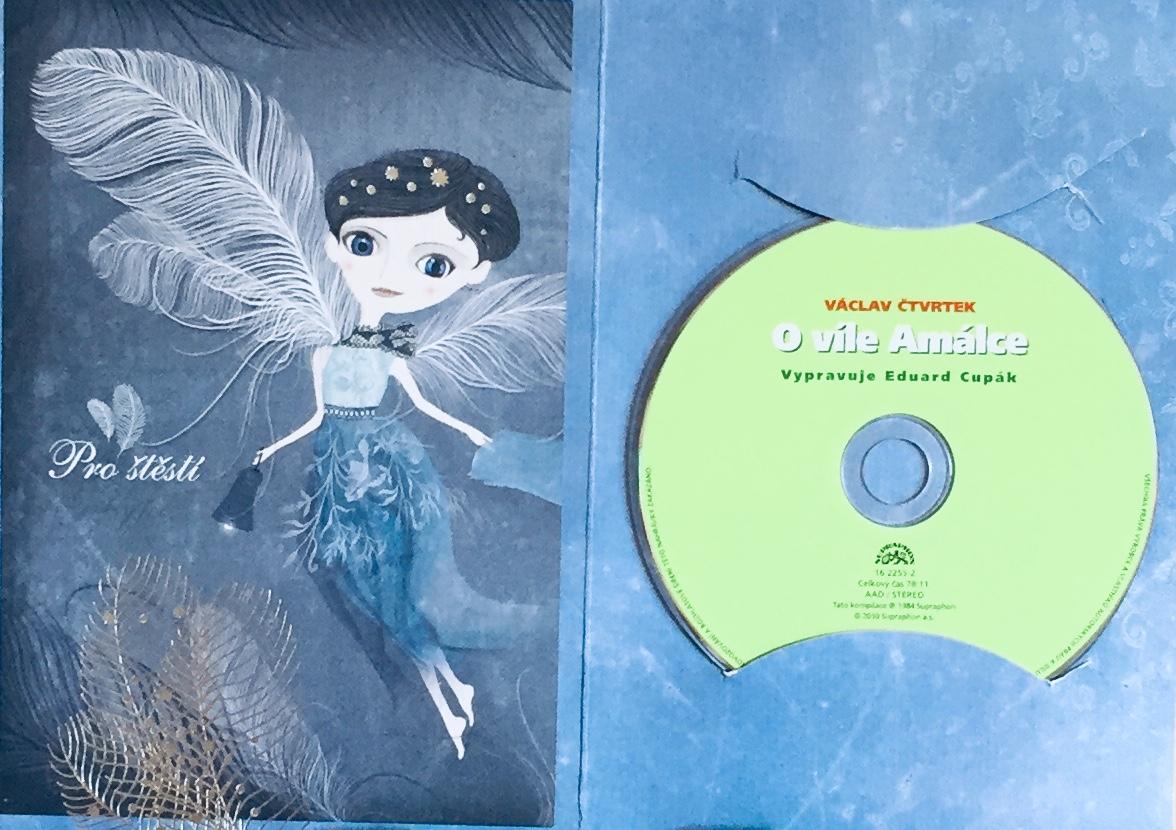 O víle Amálce - CD /dárkový obal/
