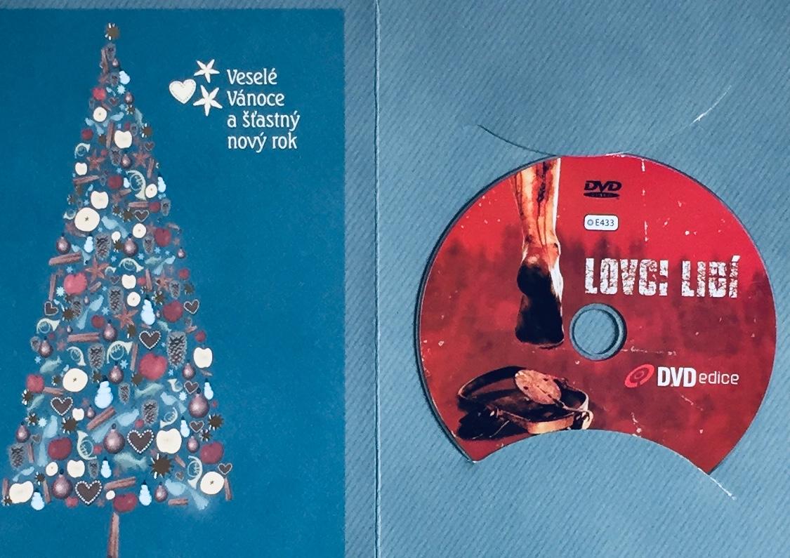 Lovci lidí - DVD /dárkový obal/