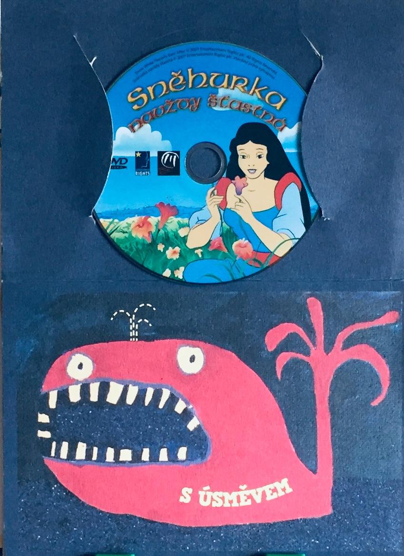Sněhurka - navždy šťastná - DVD /dárkový obal/