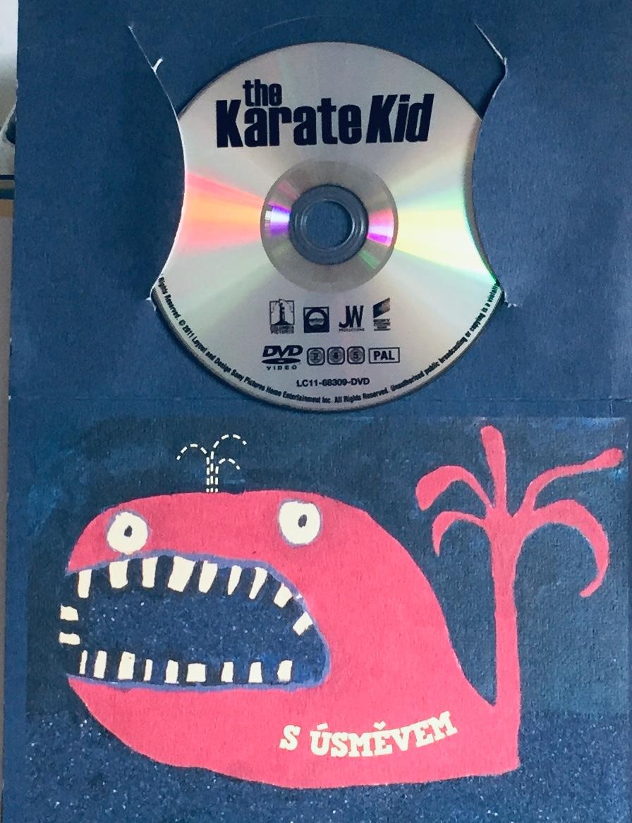 The Karate Kid - DVD /dárkový obal/