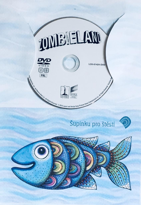 Zombieland - DVD /dárkový obal/