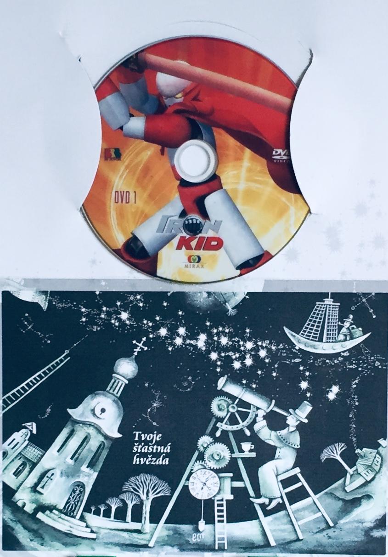 Iron Kid 1 - DVD /dárkový obal/