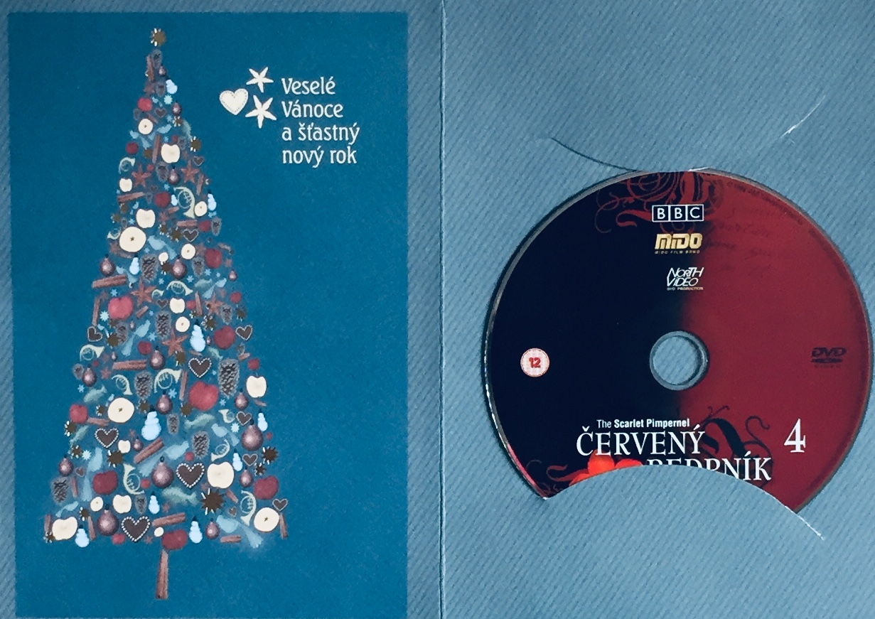 Červený Bedrník 4 - Nuda - DVD /dárkový obal/