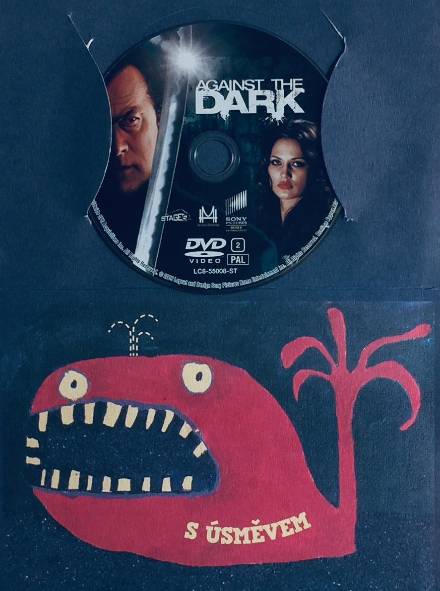 Against the Dark / Poslední noc - DVD /dárkový obal/