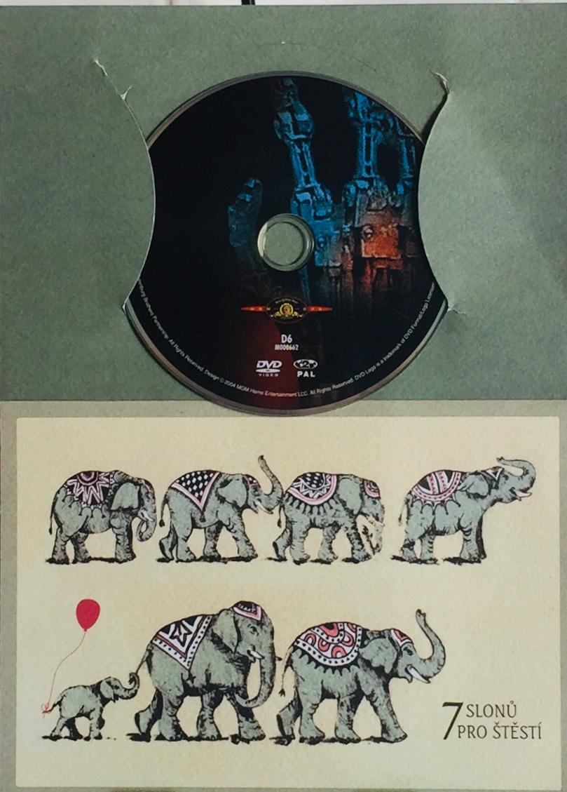 The Terminator / Terminátor - DVD /dárkový obal/